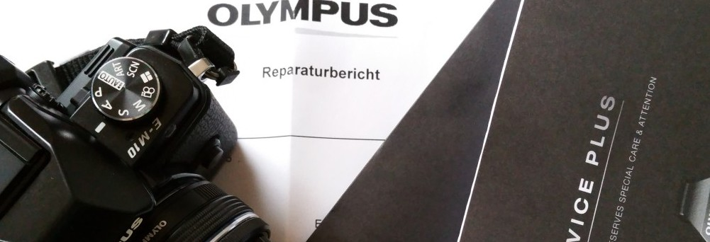 Angetestet: Olympus Support